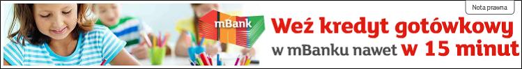 Kredyt w mBanku